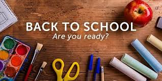 Back to School! Are you ready