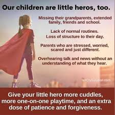 kids are heros too