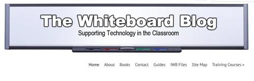 Whiteboard blog